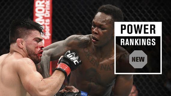 "UFC推出""最佳对决""排名榜 年度大战孰优孰劣见分晓"