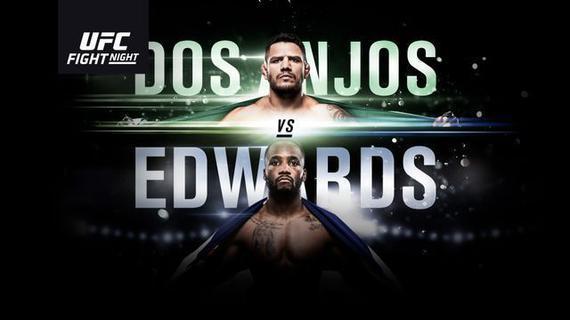 UFC on ESPN 4前瞻:老将安乔斯战7连胜新秀爱德华斯
