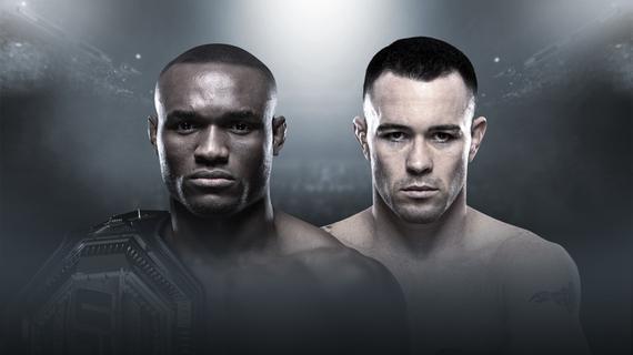 乌斯曼VS卡温顿的次中量级对决将是UFC245的第三场冠军战