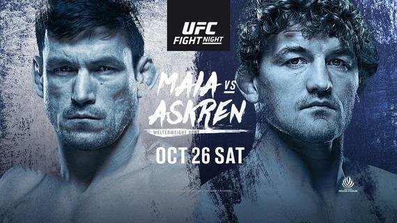 UFC格斗之夜162前瞻:阿斯克伦新加坡对决玛雅求救赎