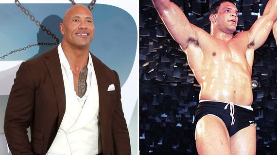 """""""巨石""""强森将领衔主演UFC元老选手马克-科尔生涯传记片"""