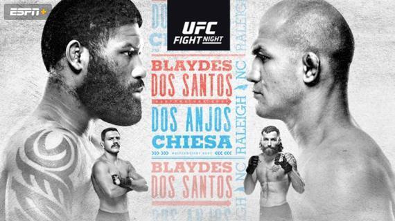 UFC格斗之夜166:布来兹 VS 多斯-桑托斯