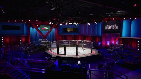UFC on ESPN 8及UFC格斗之夜 172改在UFC尖塔举行