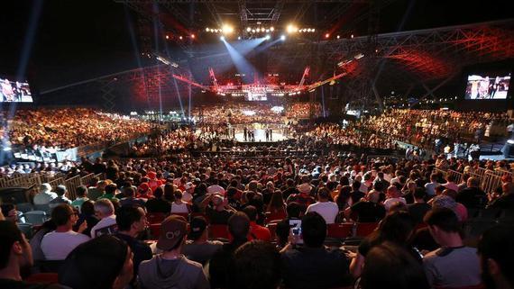UFC公布三场未来赛事 9月携轻量级冠军战重返阿布扎比