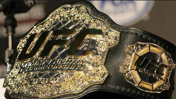 UFC冠军腰带历史揭秘:1995年首次出现 冠军独有收藏品