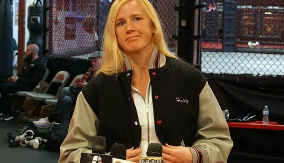 霍莉-霍尔姆成为首位通过50次USADA随机药检的选手