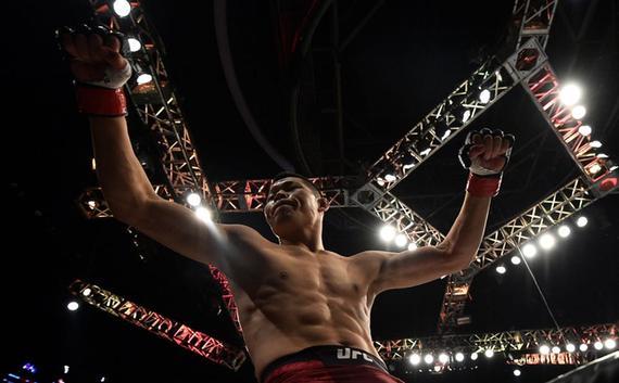 UFC格斗之夜上海是UFC本年度第六场门票售罄的赛事,也是UFC在国际市场上取得的又一巨大成功