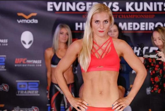 来自俄罗斯的美女选手亚娜-库尼斯卡娅