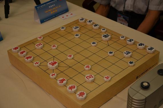 韩国将棋,又称韩国象棋图片