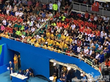 孙杨200米自由泳夺冠 澳洲人看台鸦雀无声