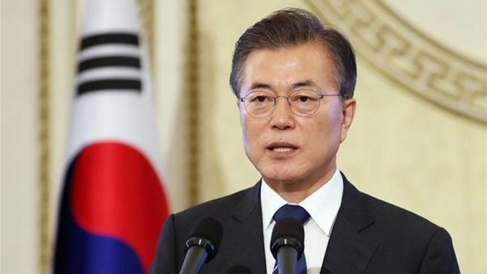 文在寅:没有韩同意 美不会对朝动武