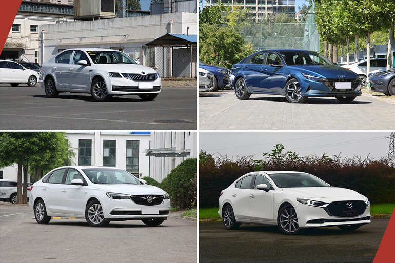 居家务实的好选择 四款合资紧凑型轿车导购