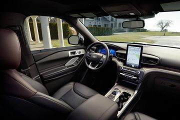福特全新探险者将推HEV版车型 或2019年底亮相