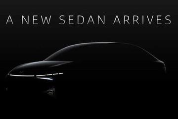 小鹏汽车发布新款EV预告图 续航或高于蔚来首款轿车