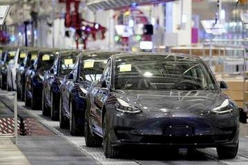在华生产特斯拉累计出口已近10万辆  8月出口量达31379辆