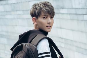 [街拍]元气少年陈翔给奥运健儿送上祝福