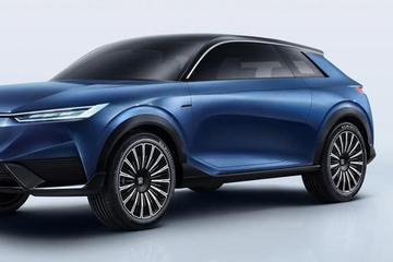 本田新款EV原型车及新款插混车型将亮相上海