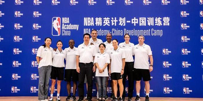 NBA精英計劃-中國訓練營在NBA中心開營