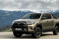 新款丰田Hilux官图公布 提供2.7L汽油发动机