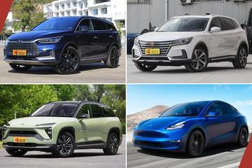 大空间纯电出行 盘点四款关注度极高的纯电SUV