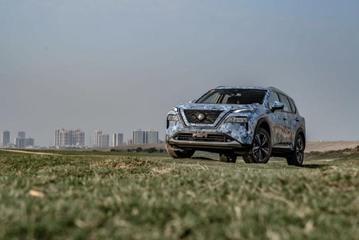 全新一代奇骏将于上海车展首发