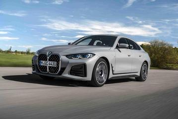 集优雅与运动于一身 全新BMW 4系四门轿跑车全球首发