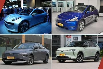 这些就是快乐星球 续航轻松500km+的新能源车怎么选?