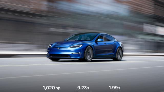 特斯拉推迟交付新款Model S与安全有关