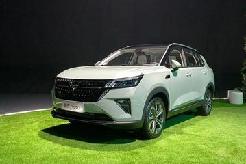 五菱银标紧凑型SUV星辰正式上市 售价为6.98-9.98万元