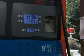 车圈热搜 油价重回8元时代谁开心
