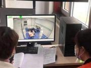 大连无症状感染者在隔离病房考研 考卷被严密封装消杀
