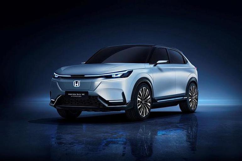 本田未来五年将在华推出10款电动车型
