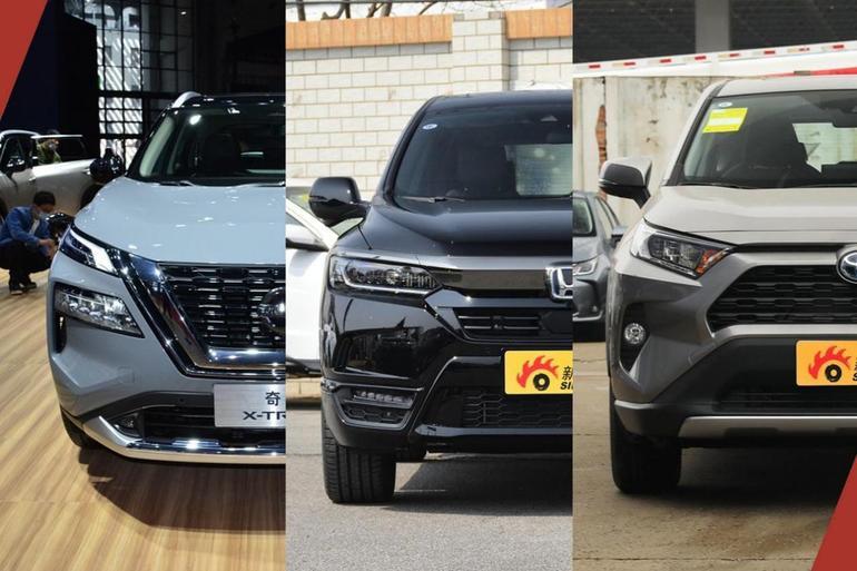 城市SUV也能越野 这三款谁最强?
