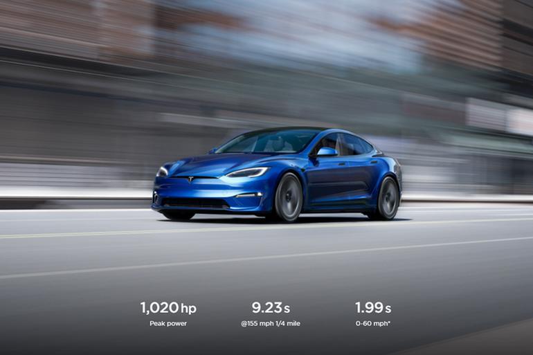 外媒:特斯拉推迟交付新款Model S,或与安全问题相关