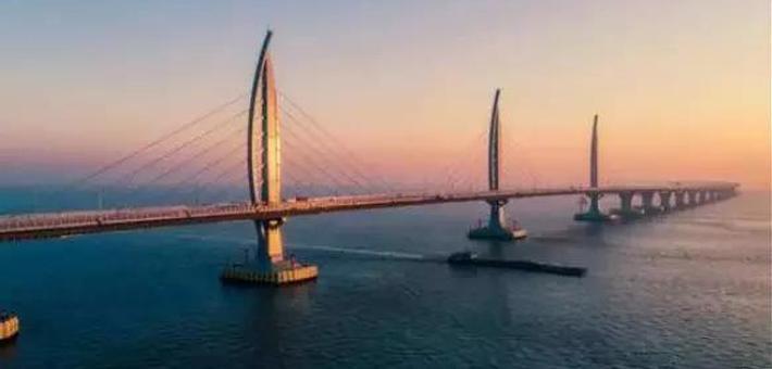 """无锡两根""""绳"""",串起了港珠澳大桥!"""