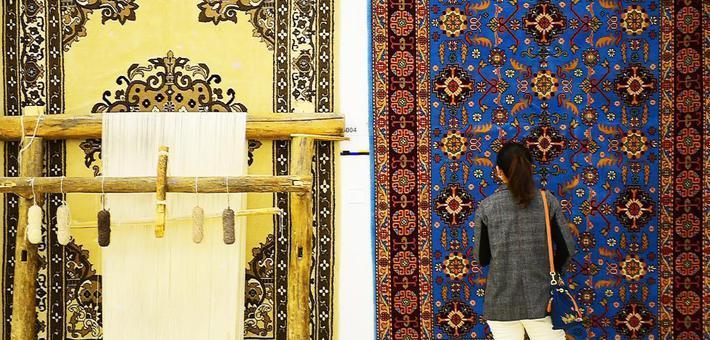 """""""新疆是个好地方——独具匠心传统工艺展""""在乌鲁木齐开展"""