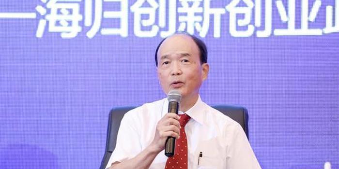 曾憲章出席第14屆歐美同學會北京論壇