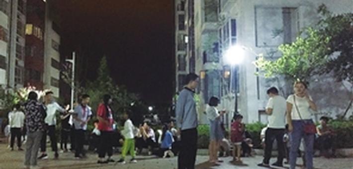 楚雄市附近发生4.7级地震 多地有均震感