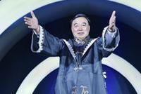 马蔚华玩儿心大发 连演两个小魔术