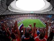 俄罗斯5-0大胜沙特