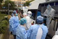 浙大一院緊急啟動之江院區應急保障 可容千余名患者