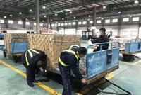 杭州機場物流公司對疫情捐贈物資實行免收貨站操作費