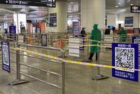 感謝幕后英雄 每天300名安保隊員24小時守護杭州東站