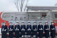 當年火遍全網的杭州帥氣小姐姐們 瞞著領導做了一件事