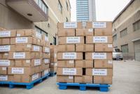 詩杭電器捐助愛心物資共渡疫情,貢獻企業力量