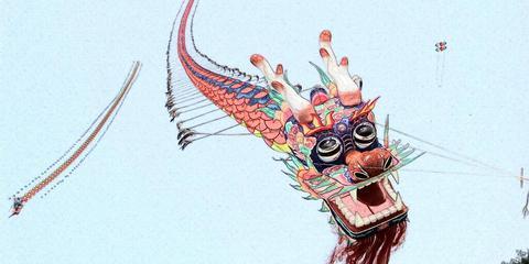 《搜见》:追风筝的人