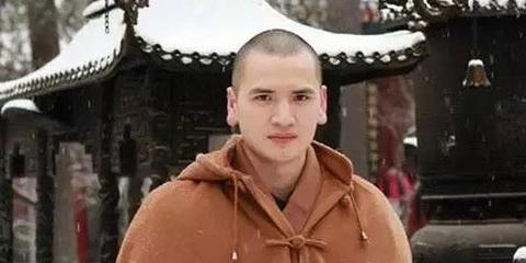 温州最帅和尚被赞现实版唐僧