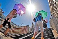 杭州未来5天皆高温 未来两月将迎来2至4个台风