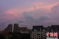 浙江高温再蔓延 台风利奇马将携强风雨而来