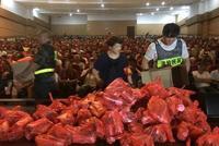 全省百万余人受灾 台风利奇马今天半夜离开浙江